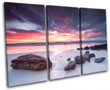Beach Sunset Seascape - 13-1139(00B)-TR32-LO